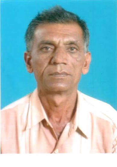 Shri L M Gadhvi